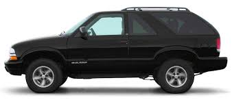 1982-2004 S10 / S10 Blazer / S15 / Sonoma / Jimmy