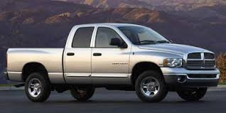 2002-2008 Ram 1500 2WD