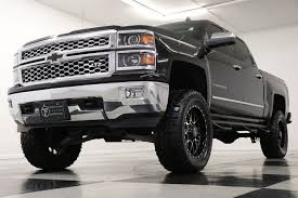 2014-2016 GM 1500 4WD