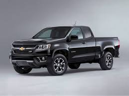 2015 + Colorado/Canyon 2WD