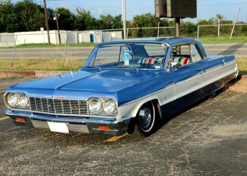 1958 - 1964 Chevy Impala