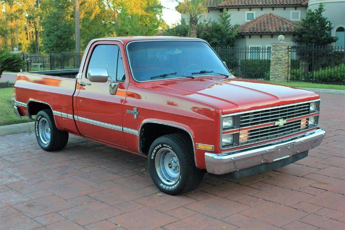 1973-1987 Chevy/GMC C10/C20/C30