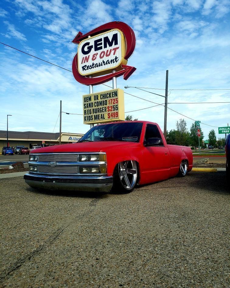 1988 -1998 Chevy / GMC Fullsize Truck