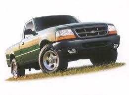 2001-2010 Ranger 2WD