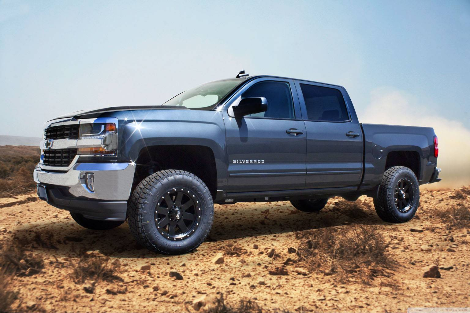 2016-2019 GM 1500 2WD
