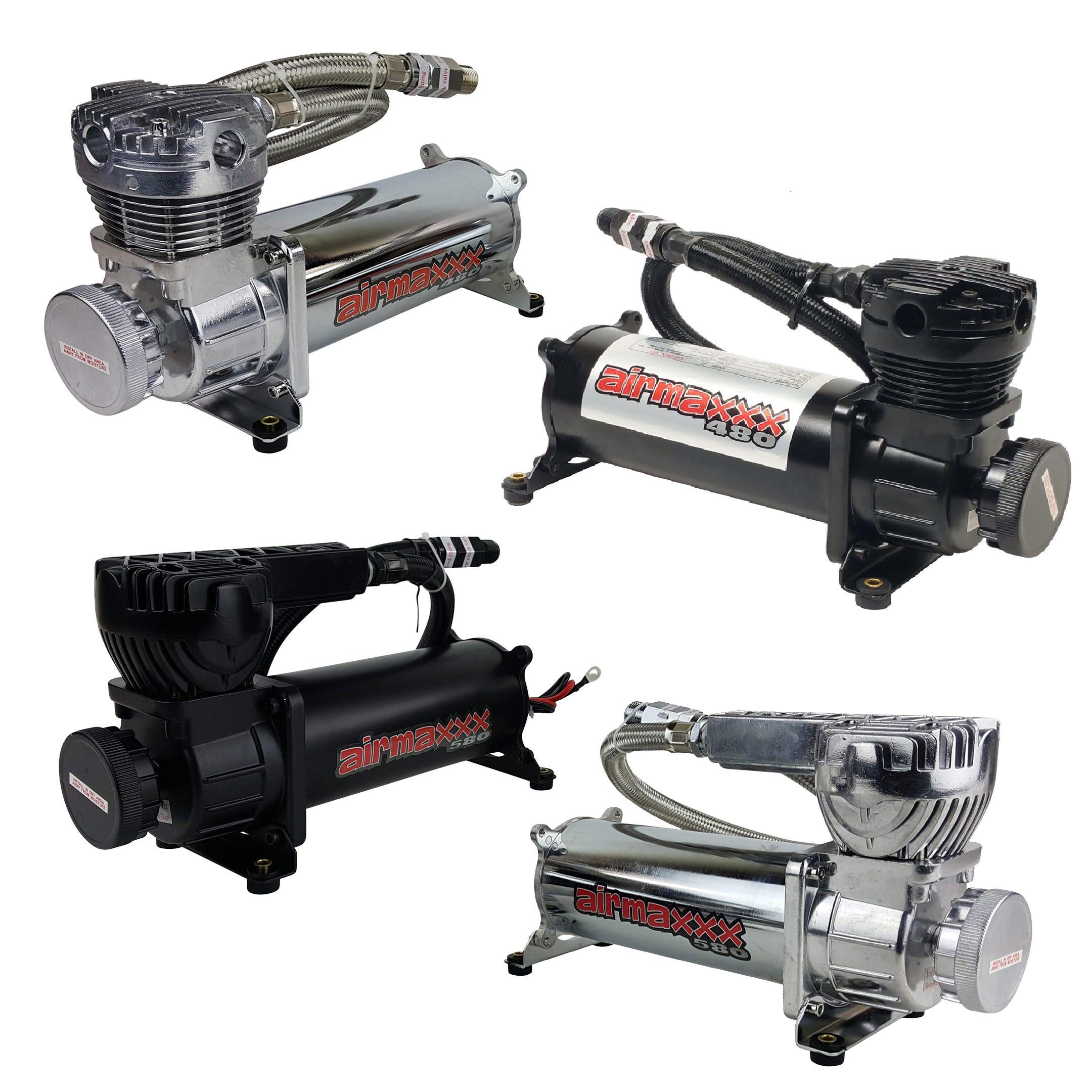 Dual Compressor Packs