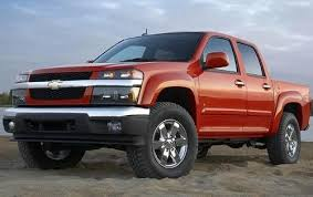 2004-2012 Colorado / Canyon 2WD