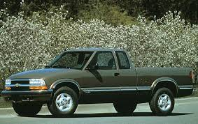 1982-2004 S10 / Sonoma / S10 Blazer / Jimmy 2WD