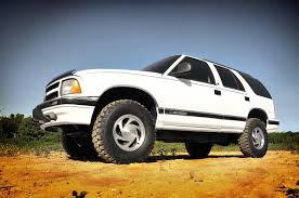 1982-2004  S10 BLAZER / GMC JIMMY  4WD