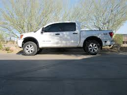 2004-2015 Titan 4WD (Non PRO 4x And XD Models)