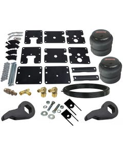 Level Lift Kit 1999-06 Chevy Silverado 1500 4x4 Truck Front Torsion Keys & Rear Air Suspension