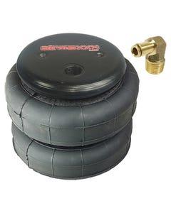 """airmaxxx 2500 Air Suspension Bag & 1/2"""" Hose Elbow"""