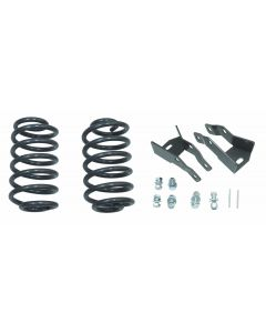 "2007-17 GM SUV 3"" REAR LOWERING COILS, SHOCK EXTENDERS, AIR SENSORS MaxTrac-201230"