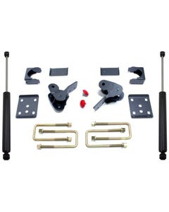 "2015-2017 Ford F-150 2wd/4wd 4"" Flip Kit W/ Hangers And Rear MaxTrac Shocks - MaxTrac 203240"