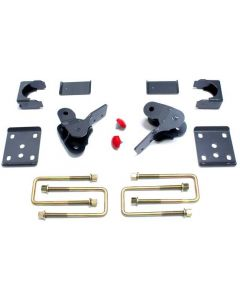 "2009-14 FORD F150 4"" REAR LOWERING KIT MaxTrac-303440"