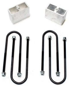 "1982-20012 2"" ALUMINUM LOWERING BLOCKS MaxTrac-430020"
