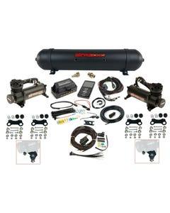 "Air Lift Performance 3P 27680 1/4"" & Black Airmaxxx 480 Compressor Harness"