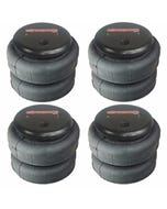 "Four New 2500 AirMaxxx 1/2""npt Port Air Bags Springs (Default)"
