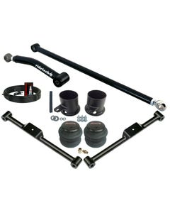 1959-64 GM B-Body Rear Air Ride Suspension System  Includes RideTech StrongArms And Air Bags Of Your Choice