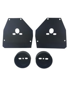 C10 Front Air Bag Suspension Mounting Brackets