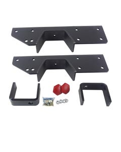 "Chevy C10 5"" Rear Axle Drop Frame C Notch Flip Kit 1973-87 Truck"