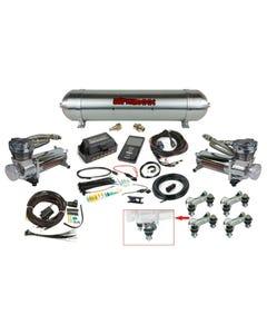 "Air Lift Performance 3P 27680 1/4"" 3P Package Airmaxxx 480 Compressor Harness"