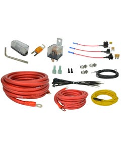 single air compressor wiring kit by avs for airmaxxx & viair air ride suspension