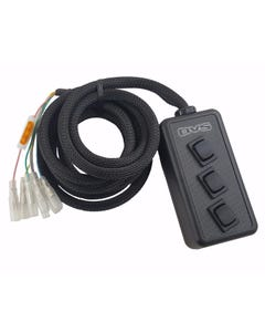 AVS 3 Switch Box (black, rocker)
