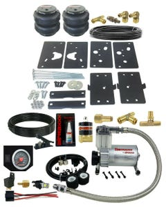 Air Tow Assist Load Level Kit & In Cab Control Fits 2014-20 Dodge Ram 2500 Truck