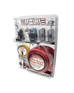 Dual Air Compressor Wiring Kit, EVOLVE By AVS