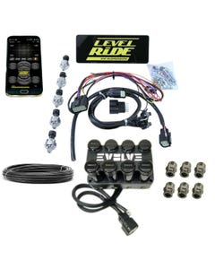 Level Ride Bluetooth 3 Preset Pressure only Evolve Manifold Replaces E+ Connect