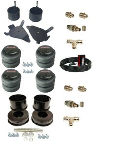 1982-88 G-Body Front & Rear Air Bags  Mounting Brackets and Manual Inflation Kit