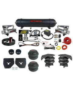 Complete Air Ride Suspension Kit 73-87 C10 Level Ride 3 Preset Bluetooth APP 580