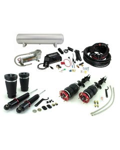 Complete Air Suspension Kit w/ Air Lift 3P 27687 fits 2005-14 Ford Mustang S197
