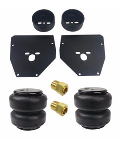 Chevy C10 Air Bag Brackets Front 1963-72 Air Lift D2600 Air Ride Suspension 1/2""