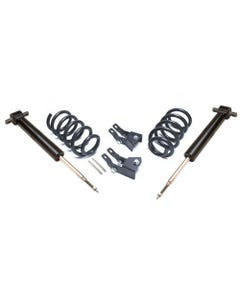 "2015-2019 GM SUV 2wd/4wd 2/4"" Lowering Kit - MaxTrac K331524S"
