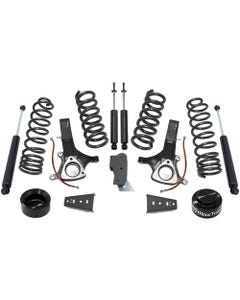 "2009-2018 Dodge RAM 1500 4.7L V8 2wd 7"" Lift Kit W/ Shocks - MaxTrac K882470"