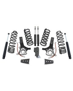 "2009-2018 Dodge RAM 1500 5.7L V8 2wd 7"" Lift Kit W/ Shocks - MaxTrac K882471"