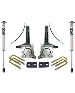 "2007-2019 Toyota Tundra 2wd 3.5""/2"" Lift Kit W/ FOX Shocks - MaxTrac K886732F"