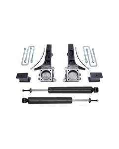 "2005-2019 Toyota Tacoma (6 Lug) 2wd 4"" Lift Kit W/ Shocks - MaxTrac K886842"