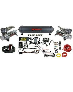 Levelride Pressure only Airmaxxx Chrome480 Air Management W/ Complete Wire kit