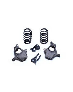 "2007-2014 GM SUV 2wd/4wd 2/3"" Lowering Kit - MaxTrac KS331223"
