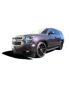 "2015-2019 Chevy Tahoe 2wd 2/3"" Lowering Kit - MaxTrac KS331523"