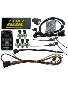 Level Ride Air Suspension Pressure Only Bluetooth Controller w/ 3 Preset