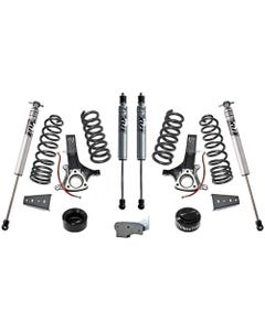 "2009-2018 Dodge RAM 1500 4.7L V8 2wd 7""/4.5"" Lift Kit W/ FOX Shocks - MaxTrac K882470F"