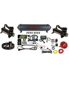 Levelride 3 Preset Pressure Airmaxxx Black 480 Air Management Kit Complete Wire