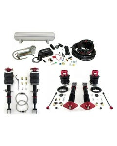 Complete Air Suspension System w/ Air Lift 3P 27687 Kit fits 2003-08 nissan 350z