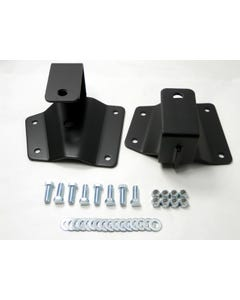 "Chevy Lowering Kit 2"" Rear Axle Drop Hangers 1999 - 06 1500 Truck 2wd"