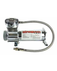Air Compressor Chrome airmaxxx 400 For Air Bag Suspension System