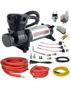 airmaxxx black 480 air compressor & wiring kit
